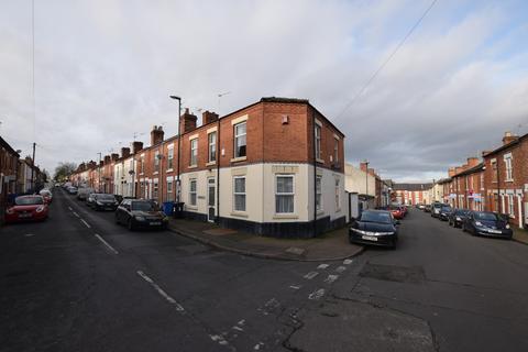 4 bedroom terraced house to rent - Radbourne Street, Derby, DE22 3HD