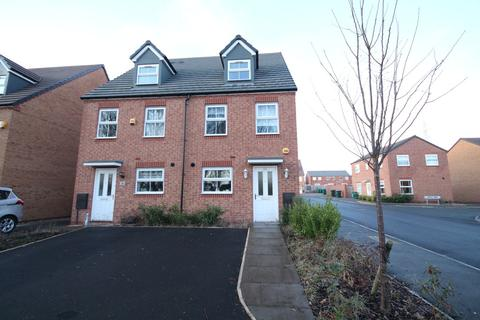 3 bedroom semi-detached house to rent - Cherry Tree Drive, Coventry
