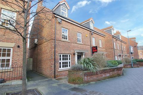 4 bedroom end of terrace house for sale - Hamilton Walk, Beverley, East Yorkshire, HU17