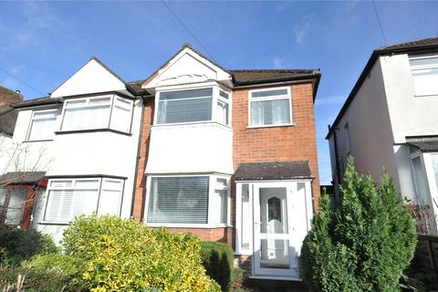 3 bedroom semi-detached house for sale - Dell Road, Cotteridge, Birmingham, West Midlands, B30