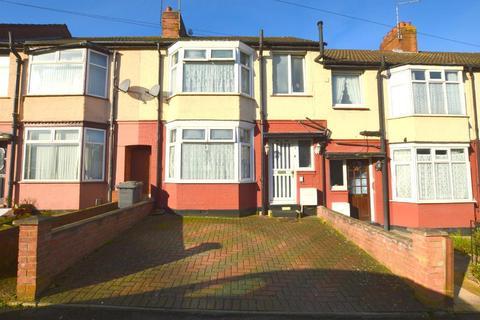 3 bedroom terraced house for sale - Warren Road, Dallow Road Area, Luton, Bedfordshire, LU1 1UE