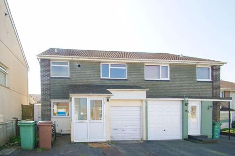 4 bedroom semi-detached house for sale - Treago Gardens, PLYMOUTH
