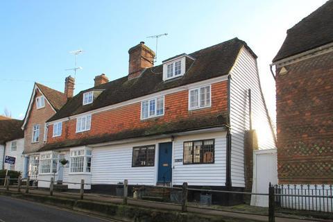 2 bedroom semi-detached house for sale - The Hill, Cranbrook, Kent, TN17 3AD