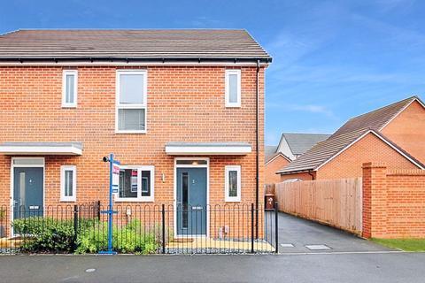 3 bedroom semi-detached house for sale - William Langham Drive, Trentham