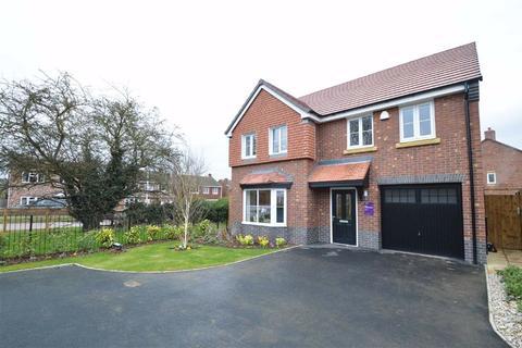 4 bedroom detached house for sale - Holland Drive, Preston Street, Shrewsbury