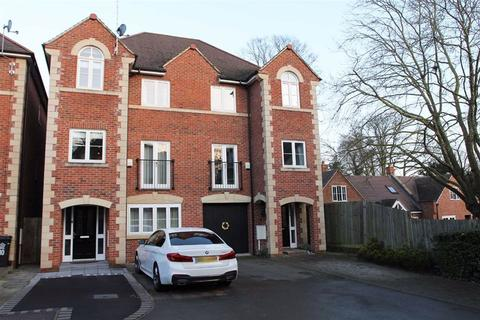 5 bedroom semi-detached house for sale - Elm Tree Gardens, Stoneygate, Leicester