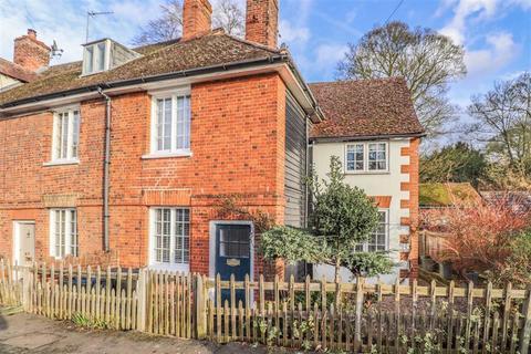 3 bedroom end of terrace house for sale - Hertingfordbury Road, Hertford, SG14