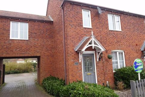 3 bedroom semi-detached house for sale - Merryhurst Place, HINCKLEY