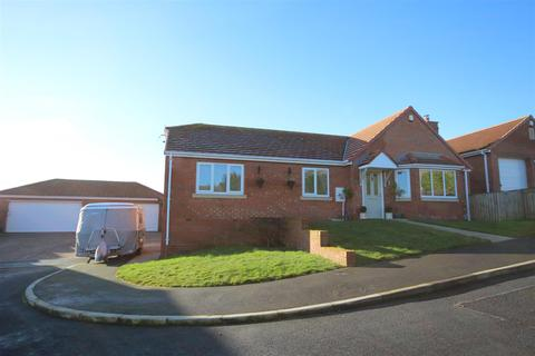 3 bedroom detached bungalow for sale - Woodifield Hill, Crook