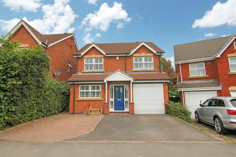 4 bedroom detached house for sale - Monks Field Close, Coventry