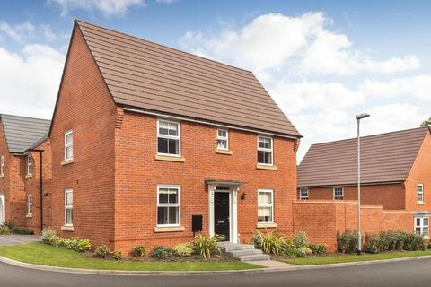 3 bedroom end of terrace house for sale - Plot 47, HADLEY at Lightfoot Meadows, Lightfoot Lane, Preston, PRESTON PR4