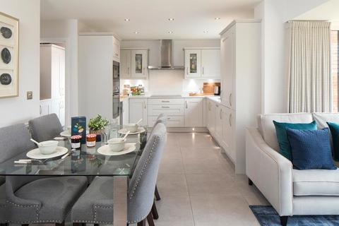 David Wilson Homes - Larks Rise at Tadpole Garden Village - Restrop Road