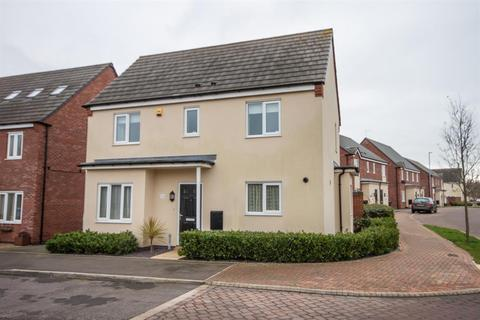 3 bedroom detached house for sale - St. Thomas Way, Hawksyard, Rugeley, WS15 1RA