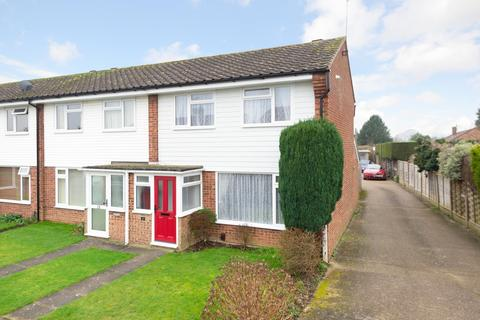 3 bedroom end of terrace house for sale - Grasmere Road, Kennington, Ashford, TN24