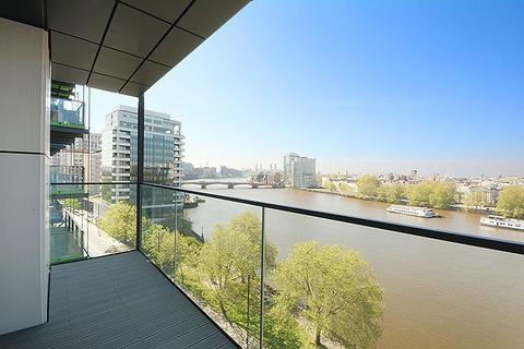 2 bedroom apartment to rent - Albert Embankment London SE1