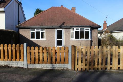 2 bedroom bungalow for sale - Garden Drive, Rugeley, WS15 1BX