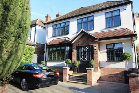 4 bedroom detached house for sale - Corbets Tey Road, Upminster, Essex, RM14