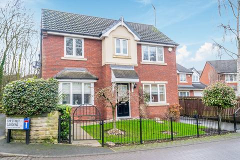 3 bedroom detached house for sale - Chestnut Gardens, Morley, Leeds