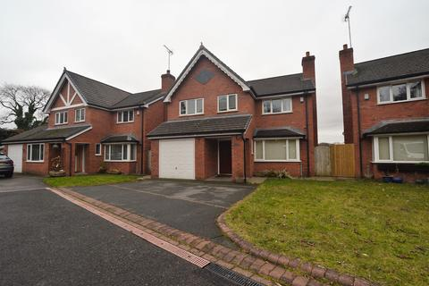4 bedroom detached house for sale - The Nook, Urmston, M41 9GP