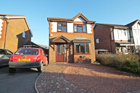 3 bedroom detached house for sale - Rothschild Close, Woolston, Southampton, SO19 9TE