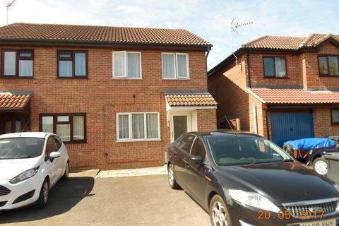 2 bedroom semi-detached house to rent - Elmsett Close, Stowmarket IP14