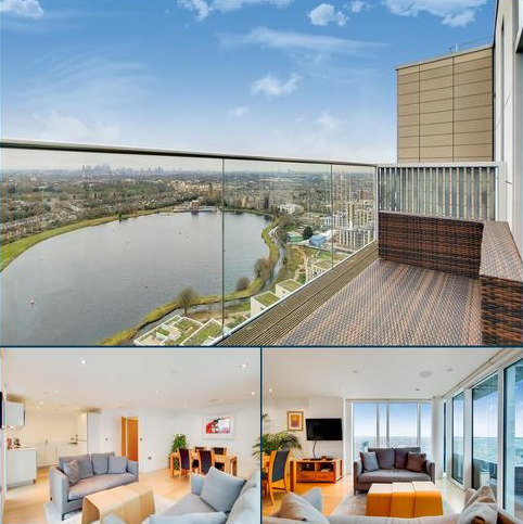 3 bedroom penthouse for sale - Woodberry Grove London N4