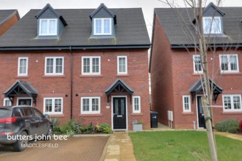 4 bedroom semi-detached house for sale - West Park Drive, Macclesfield