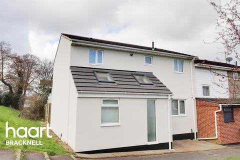 3 bedroom end of terrace house for sale - Ingleton, Bracknell