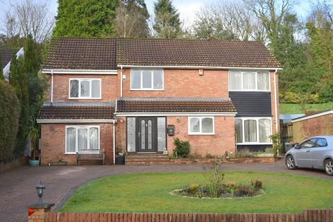 4 bedroom detached house for sale - The Beeches Close, Sketty, Swansea, City And County of Swansea. SA2 7ND