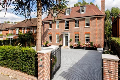 8 bedroom detached house for sale - SHELDON AVENUE, KENWOOD, LONDON N6