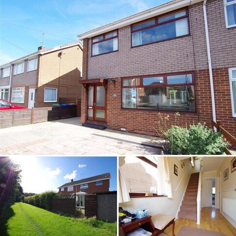 3 bedroom semi-detached house for sale - Roslyn Crescent, Hedon, Hull, HU12