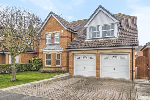 4 bedroom detached house for sale - Carter Drive, Beverley, HU17 9GL
