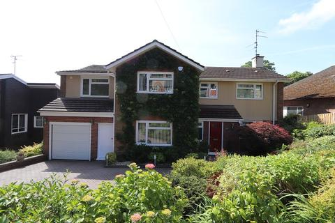 5 bedroom detached house for sale - Fields Park Road, Newport. NP20 5BH