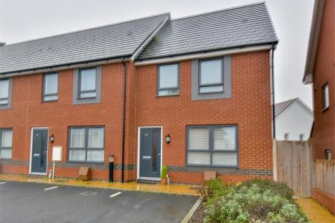 2 bedroom end of terrace house for sale - Furnells Way, Bexhill-on-Sea, East Sussex