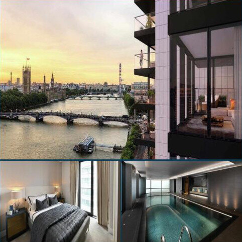1 bedroom apartment for sale - The Dumont Albert Embankment,  Lambeth, SE1