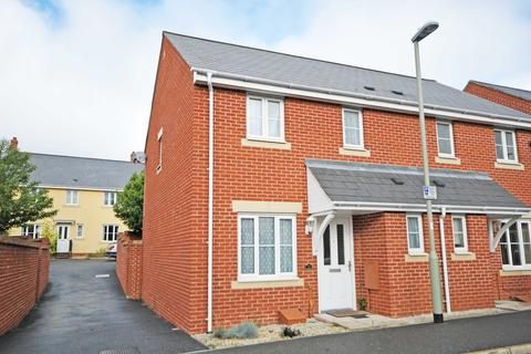 3 bedroom semi-detached house to rent - Norman Place Kings Heath EXETER Devon