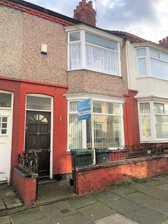 3 bedroom terraced house for sale - Fieldside Road, Birkenhead