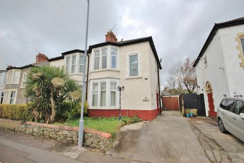 3 bedroom semi-detached house for sale - Tyn-Y-Pwll Road, Whitchurch, Cardiff