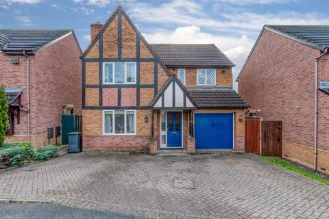 4 bedroom detached house for sale - Field Close, Stoke Heath, Bromsgrove, B60 2RB