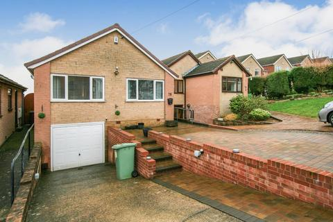 3 bedroom bungalow for sale - Shakespeare Crescent, Dronfield, Derbyshire S18 1ND