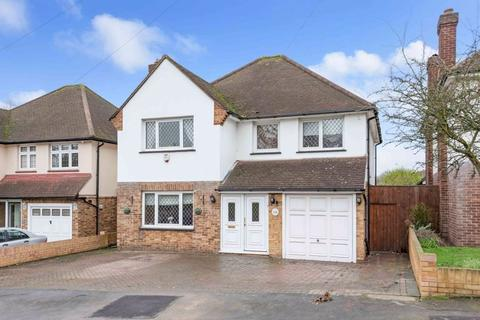 4 bedroom detached house for sale - Gravel Hill Close, Bexleyheath, DA6 7PY