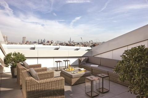 3 bedroom penthouse to rent - Park House Apartments, W1K