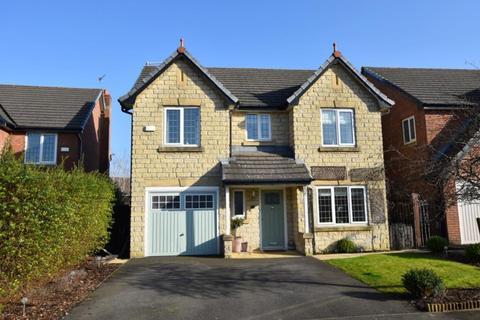 4 bedroom detached house for sale - Pendle Drive, Calderstones Park, Whalley, Lancashire, BB7 9JT