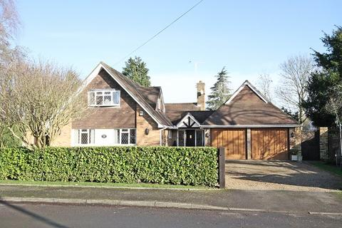 4 bedroom detached house for sale - Brayfield Road, BRAY, SL6