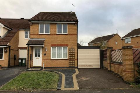 3 bedroom townhouse to rent - Burchnall Road, Thorpe Astley, Leicester, LE3 3TA