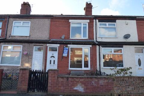 3 bedroom terraced house to rent - Wellfield Street, Warrington