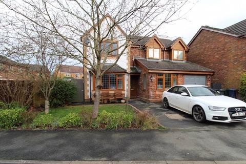 4 bedroom detached house for sale - Heritage Way, Tarleton, Preston