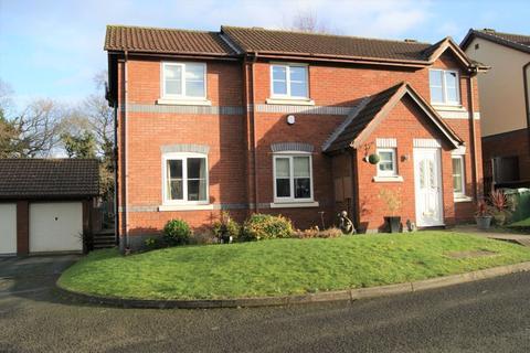 4 bedroom detached house for sale - Castle Close, Wrexham