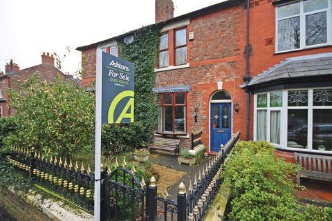 3 bedroom terraced house for sale - Beech Road, Stockton Heath, Warrington, WA4