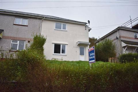 3 bedroom end of terrace house for sale - Gwylfa Road, Townhill